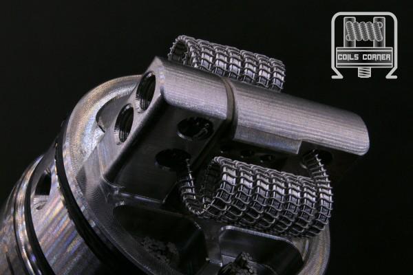 Brun-SFSA (TC/Replay) - 6 Wraps Ø 3.5mm | 0.14Ω Dual-Set