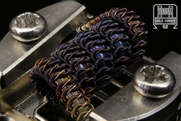 FSMA-Beast - 3.5 Wraps Ø 3.5mm | 0.16Ω-0.24Ω Single