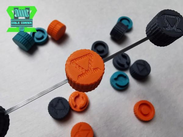 Coreholder-Set | 4x Coreholder 15mm