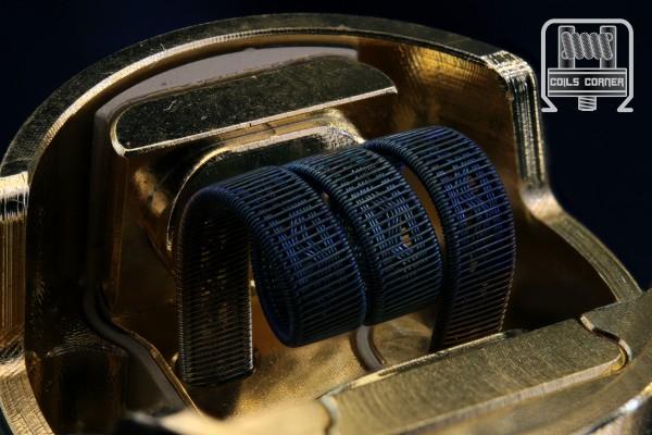 Corrugated Staple - Mato - N80 Ø 4.5mm   0.15Ω Single