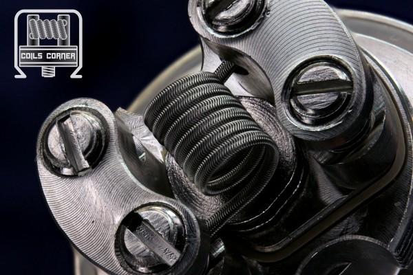 MTaLien V2 - Ø 3mm | 1.05Ω Single-Coil