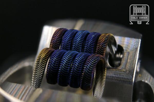 Alien ThirtySixThirteen - N80/90 | 0.1Ω Dual-Set