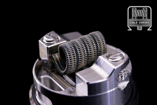 """Mini-Staggerton"" Ø 3.5mm - 3.5 Wraps 