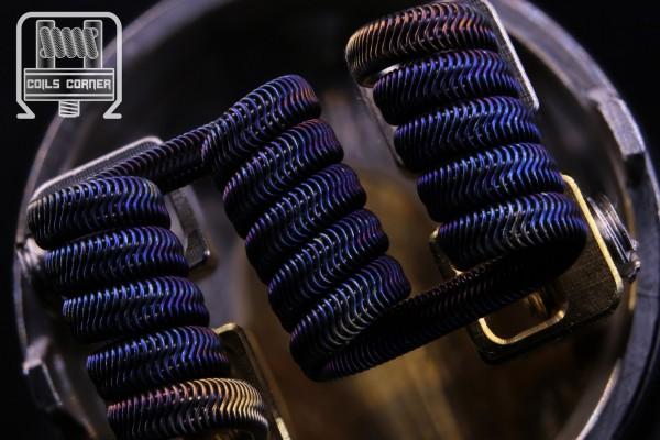 Alienhunter (Postless) - N90 - 0.34/0.43Ω - Single-Coil / Stacking