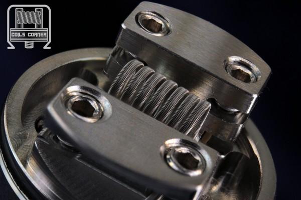 MTaLien Brunhilde - Ø 2.5mm | 1.0Ω Single-Coil