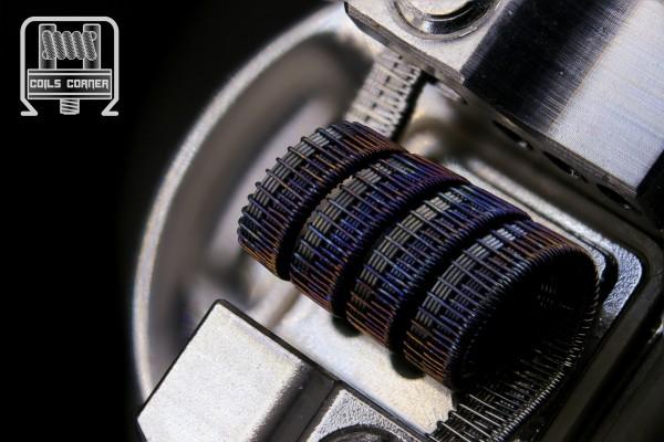 Half-Pitchfork V2 - Ø 3.5mm | 0.15Ω-0.26Ω Single-Coil