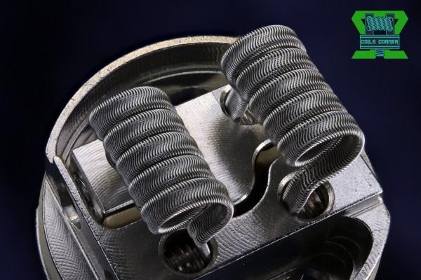 !ANGEBOT! Fralien - 4 Wraps Ø 3.5mm   0.08Ω Dual-Set