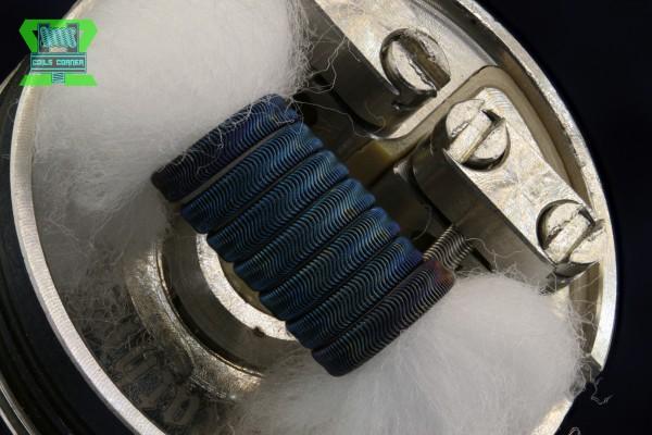 Fralien Fat - 6 Wraps Ø 5mm | 0.37Ω/0.48Ω Single