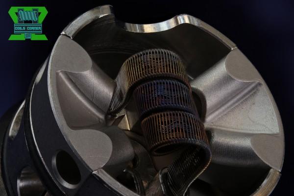 Corrugated Staple - N80 Ø 3.5/4.5mm | 0.12/0.15Ω Single