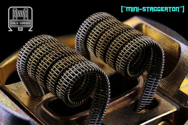 """Mini-Staggerton"" Ø 3mm 