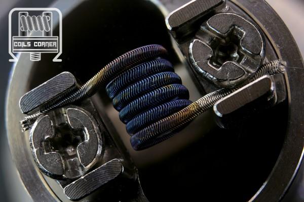 MTaLien - Ø 3mm | 0.75Ω-0.95Ω Single-Coil