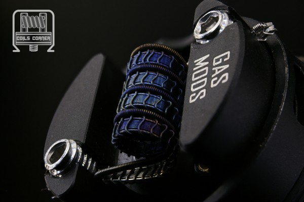 Flavor-Kick - N80 - 3.5 Wraps Ø 3.5mm 0.2Ω | Single-Coil