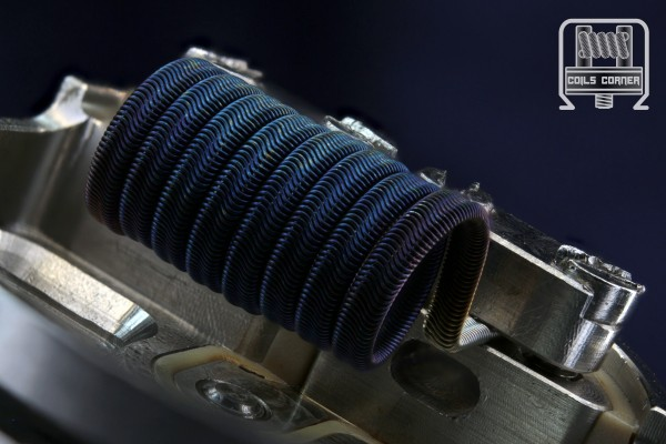 Fat Alien - N80 & N80/90 - Ø 5mm - 0.4/0.47Ω - Single-Coil / Stacking