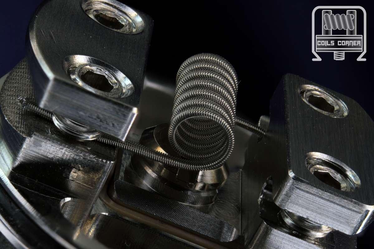 1.2 ohm single coil build
